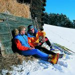Winter Wellness am Sonnenplateau