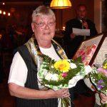Gästeehrung 15 Jahre Frau Beckstein