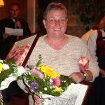 Gästeehrung 15 Jahre Frau Gayer