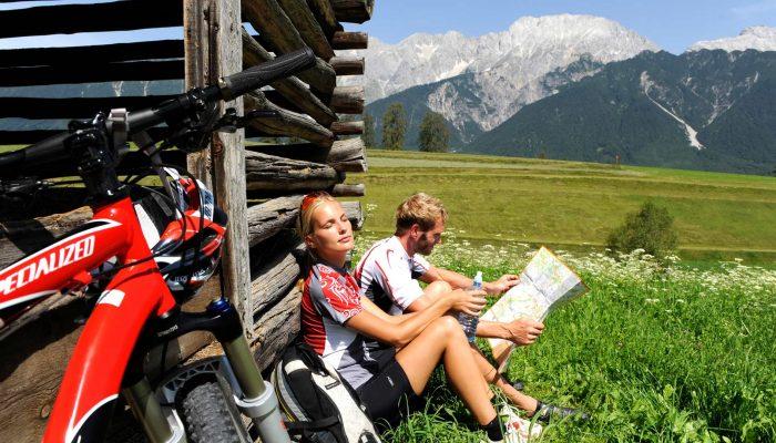 biketour sonnenplateau