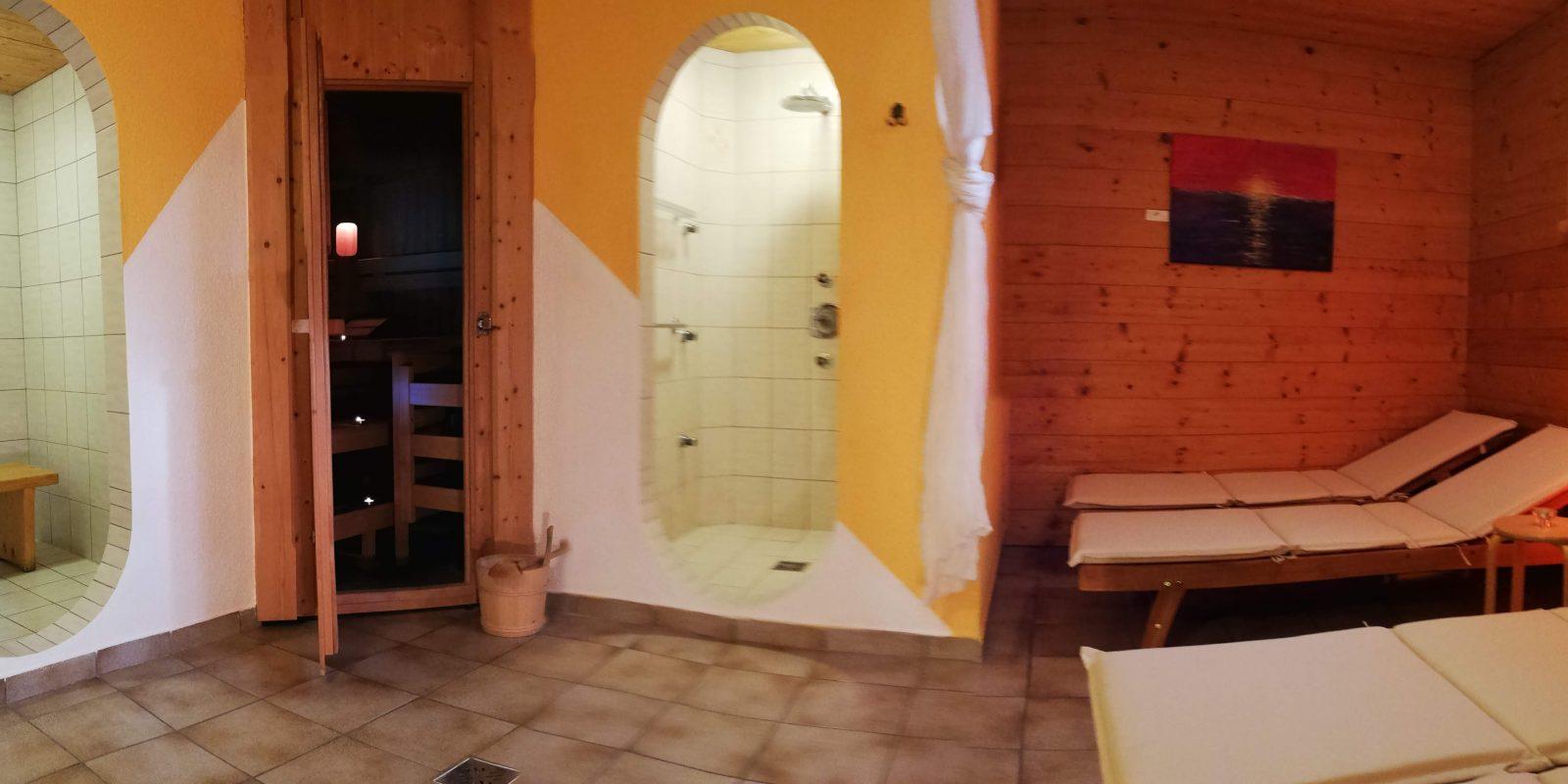 Sauna Alpenhof Obsteig