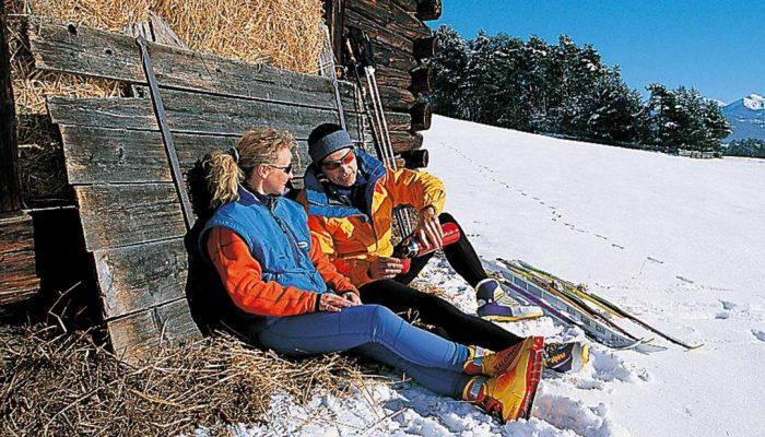 Winter Wellness am Sonnenplateau
